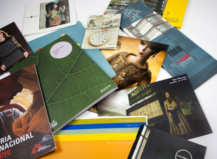 productos catálogos varios
