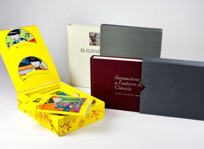 Libros especiales